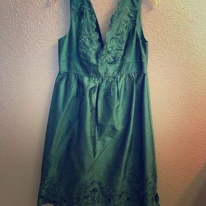 Beautiful Teale Dress!